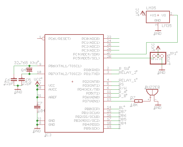 Thermostat_MCU